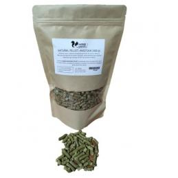 Natural pellets avestuca Herre